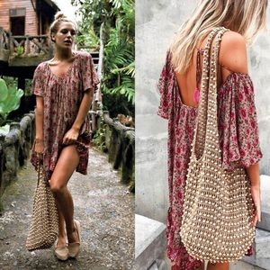 Spell & The Gypsy Kombi (Spice) Flutter Dress